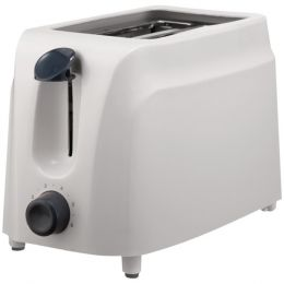 Brentwood Appliances TS-260W Cool-Touch 2-Slice Toaster (White)