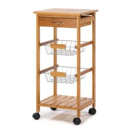 Osaka Rolling Kitchen Cart 10014710