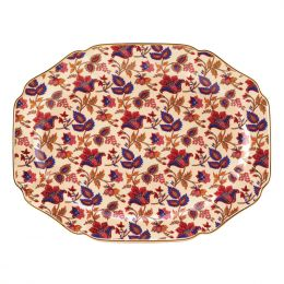 Jaipur Cream Serving Platter 10015000