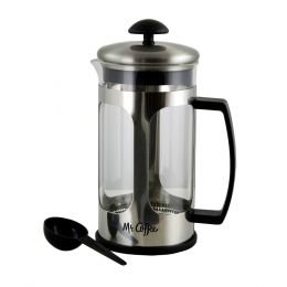 Mr. Coffee Daily Brew 1.2 Quart Coffee Press