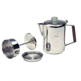 Texsport 9 Cup Stainless Percolator 13215