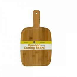 Paddle Style Bamboo Cutting Board OF979